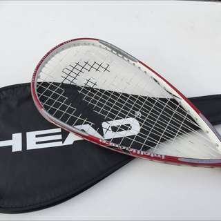 Head IX130 Extreme Intellifiber Squish Racquet With Case