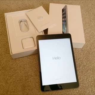 iPad Mini 4 (wifi Only ) 16gb