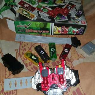 Kamen Rider W Driver