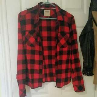 TNA Flannel Shirt