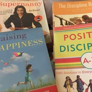 Wonderful Child Rearing Books