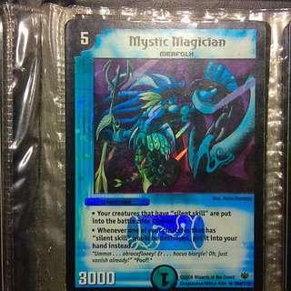 WTS: Duel Masters Foils: Water; Mystic Magician