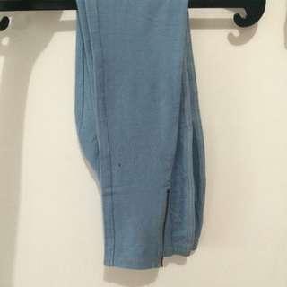 Jeans Legging ( Brown Sugar )