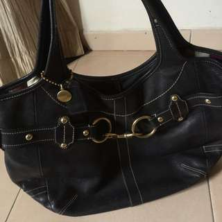<Reduced> Coach leather bag
