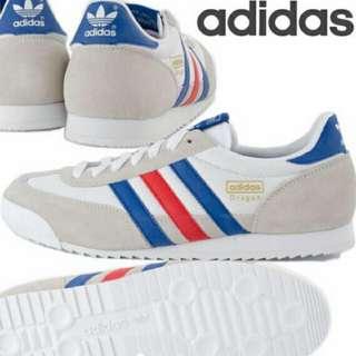 Adidas Dragon 藍紅配色 G50923