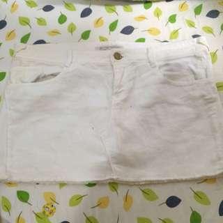 Mini Skirt (zara Trf)