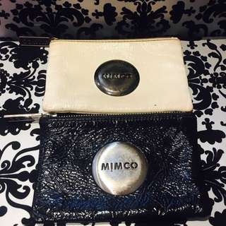 Authentic Used Mimco's