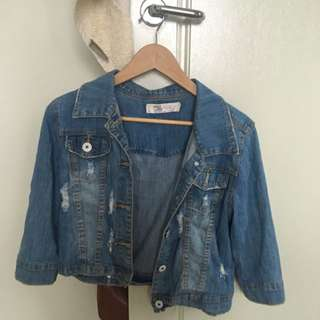 Supre Denim Jacket