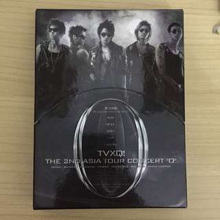 "TVXQ The 2nd Asia Tour Concert""O"""