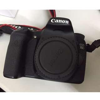 Canon 70D + 18-200mm