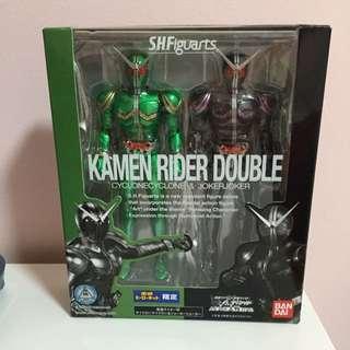 SH Figuarts Kamen Rider Double