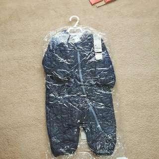 Uniqlo Baby Winter Suit