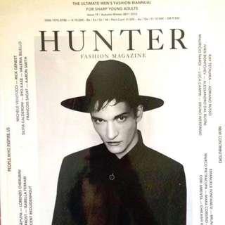 HUNTER magazine 時裝雜誌
