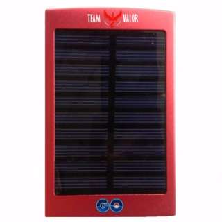 Pokemon Go! - Team Valor Solar Power Bank