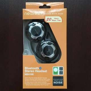 Newfresh™ Bluetooth Stereo Headset NBH100
