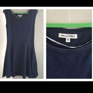 Basic Dress Colorbox