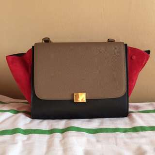 (RESERVED WITH DEPOSIT) Celine Trapeze