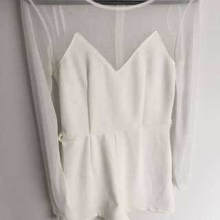 Ice Play suit Size 8