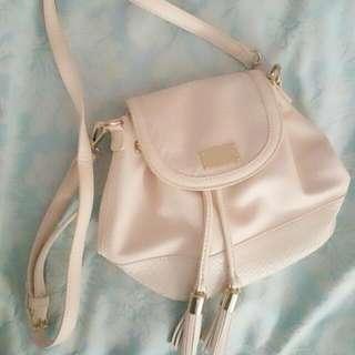 Small Baby Pink Shoulder bag