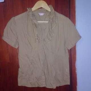 blouse kerja