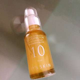 【100% New】It's Skin Power 10 Formula CO Effector With Phyto Collagen