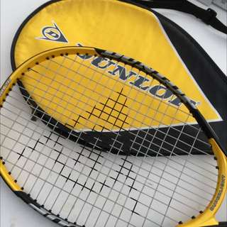 Dunlop Superlight 2006 Series 5 Pro 26 Tennis Racquets it's Case