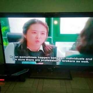 """40"""" TCL LED TV"""