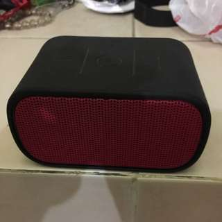 Logitech UE Mini Boom (Bluetooth Speaker)