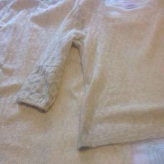 2 pc top n long skirt