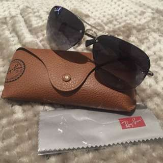 New And Authentic Ray-ban Sunglasses