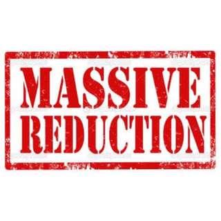 🚨 MASSIVE REDUCTION 🚨