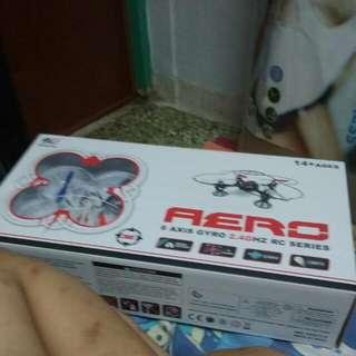 Aero 2.4ghz gyrocopter