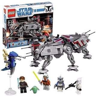 LEGO 7675 Starwars AT-TE Walker - Clone Wars
