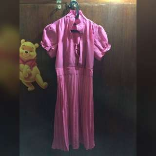 Dress Pink Rempel