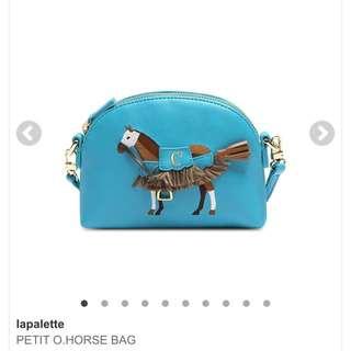 La Palette O Horse Sling Bag