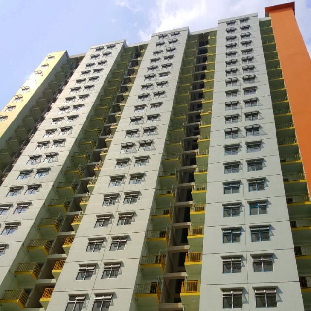 Full Furnished- 2BR Pancoran Riverside Apartment