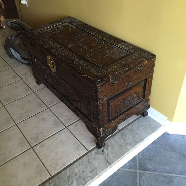 Asian Detailed Chest