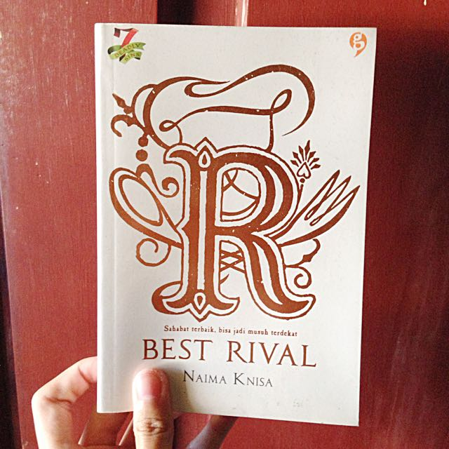 Best Rival by Naima Knisa