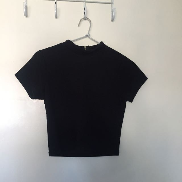 Black Crop
