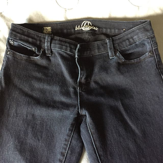 Bluenotes Super Skinny Jeans, size 28/30