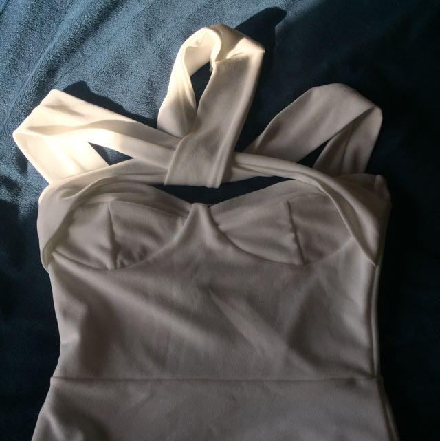 BNWT Strappy Bodysuit