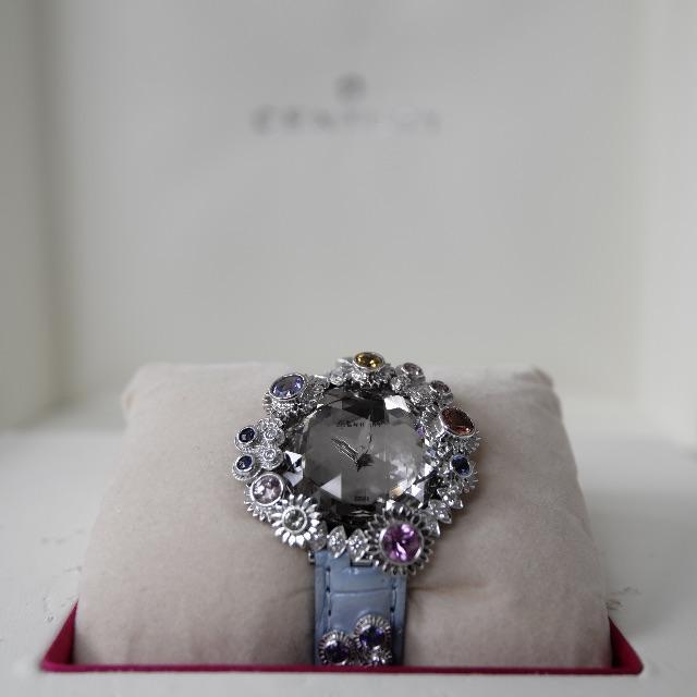 "CENTURY Swiss Sapphire Watches ""Celeb Hour"""