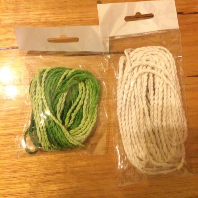 Craft ropes