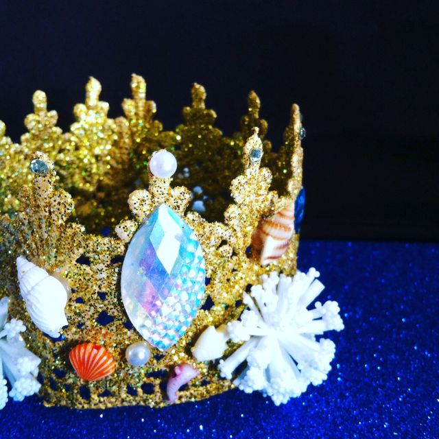 Fabric Crowns