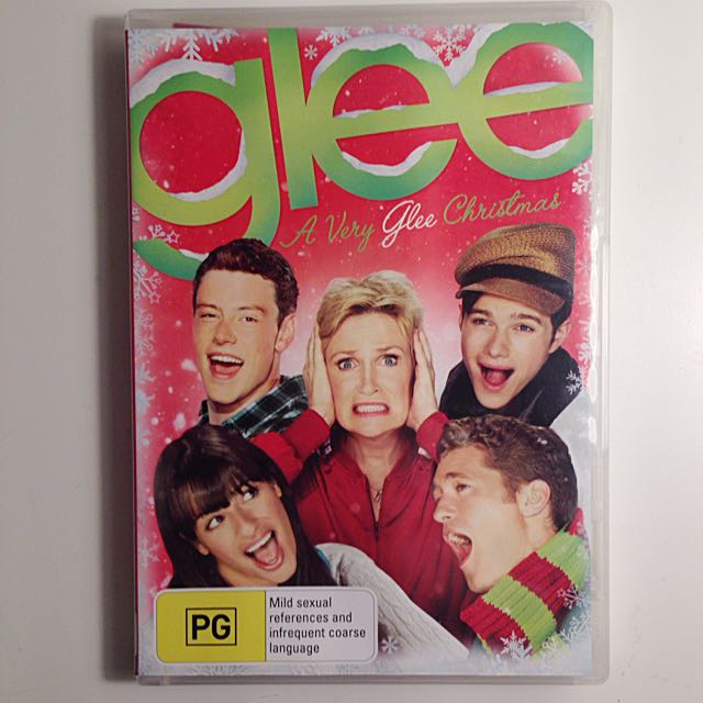 Glee- A Very Glee Christmas DVD