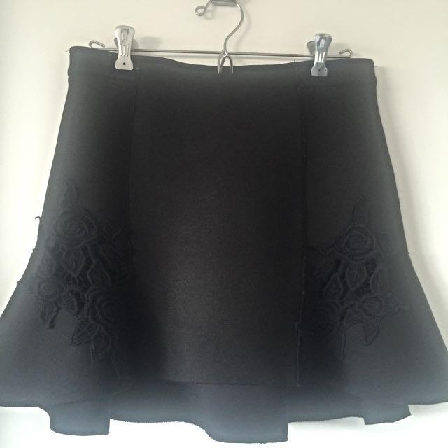Gorgeous Black Skirt