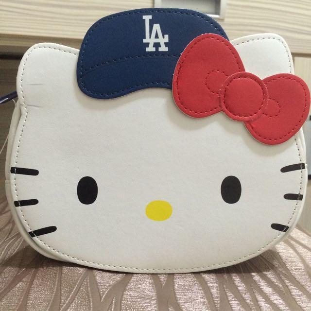 Hello Kitty 道奇包