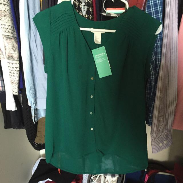 H&M Shirt - Green