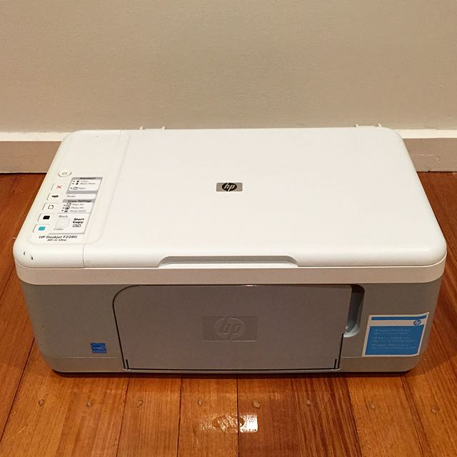 HP Deskjet F2280 All-in-one