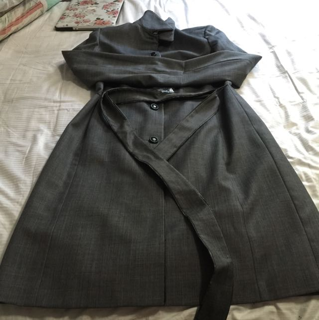 Kasper Long Coat